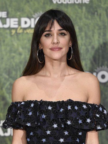 Macarena García con cambio de look