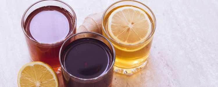 Es un té detox y con propiedades digestivas