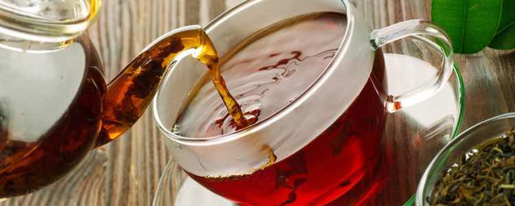Puedes preparar tú mismo el té