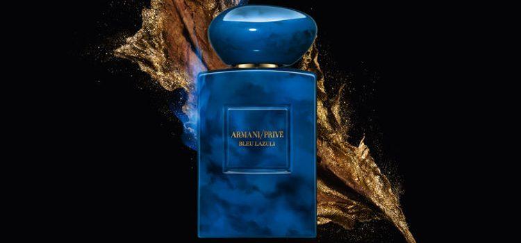 Fragancia 'Bleu Lazuli' de Armani Privé