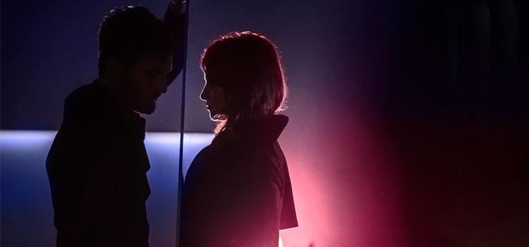 Imagen promocional del nuevo perfume de Lancôme, 'La Nuit Trésor à la Folie'