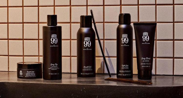 'House 99', la línea de cuidado personal para el hombre de David Beckham