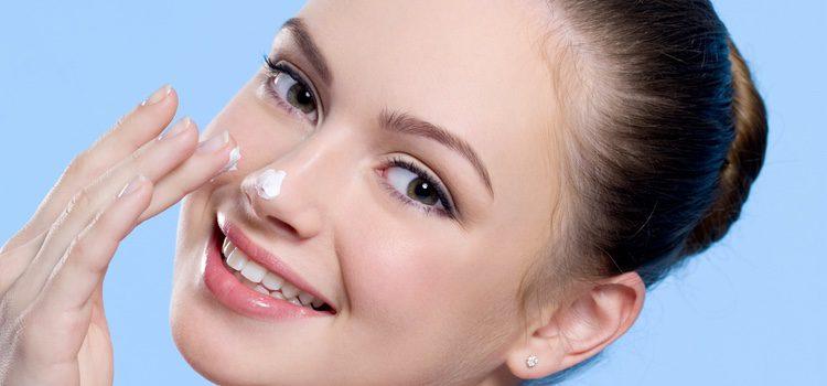 Lo mejor para una nariz pelada es la hidratación