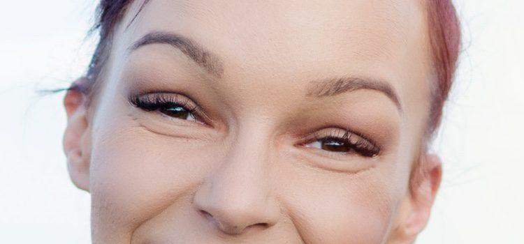 Si tienes los ojos muy separados busca un delineado interior