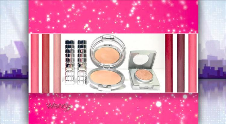 Primer adelanto de la colección de maquillaje de Lindsay Lohan en 'The Wendy Williams Show'