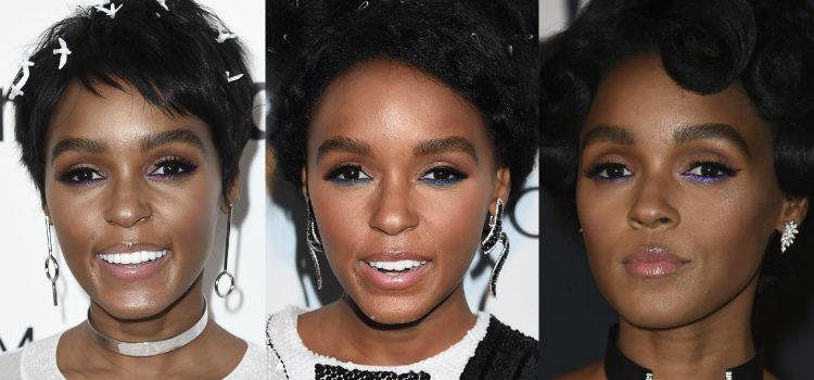 Uno de los trucos favoritos de la actriz es maquillar la línea inferior de pestañas con un color vibrante