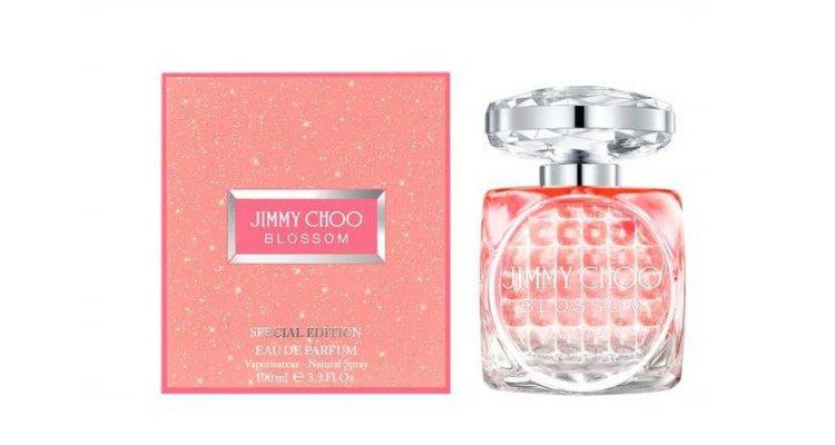 'Blossom Special Edition', la nueva versión del perfume de Jimmy Choo