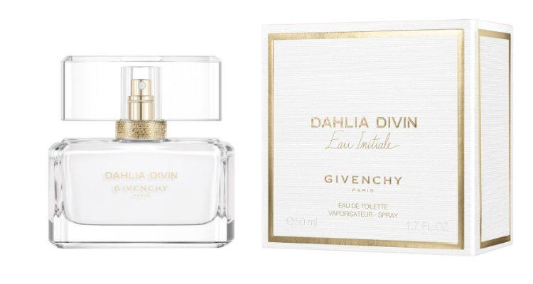 'Dahlia Divin Eau Initiale', la nueva fragancia femenina de Givenchy