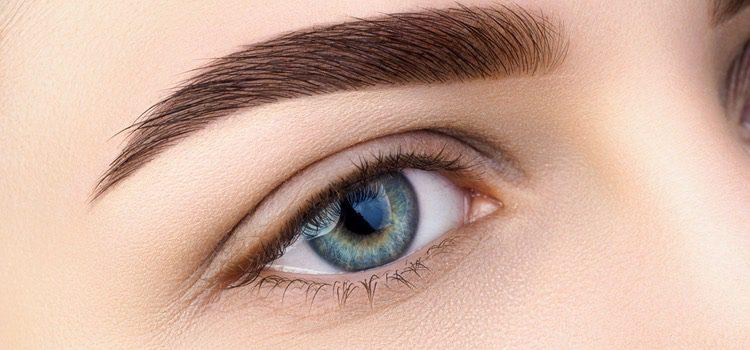 Las cejas determinan nuestra mirada