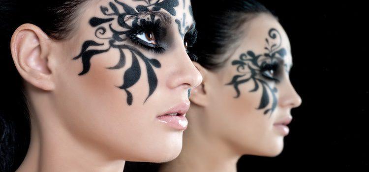 Arriesga al maquillarte los ojos en Carnaval