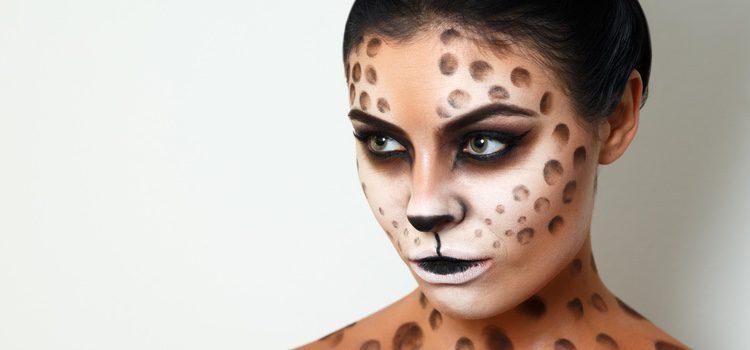 Muy probablemente tu disfraz necesite ir acompañado por un buen maquillaje, busca imágenes para inspirarte