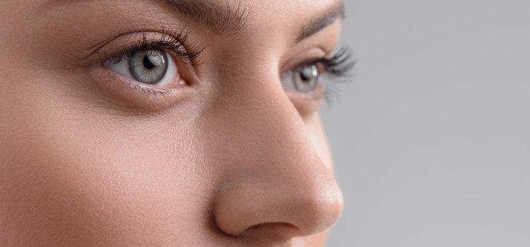 Es muy importante identificar primero cuál es la forma de nuestro ojo