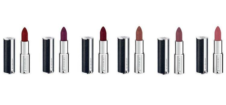 'Le Rouge Mat' de Givenchy
