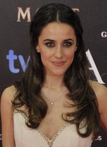 Macarena García, en los Premios Goya 2014