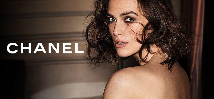 Keira Knightley protagonizando la promo del lanzamiento de 'Coco Mademoiselle' de Chanel, en 2001