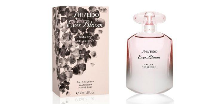 'Ever Bloom Sakura Art Edition' de Shiseido