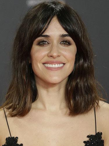 Macarena García, en los Premios Feroz 2018