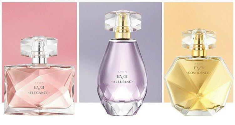 'Elegance', 'Alluring' y 'Confidence', las tres nuevas fragancias de Eva Mendes y Avon