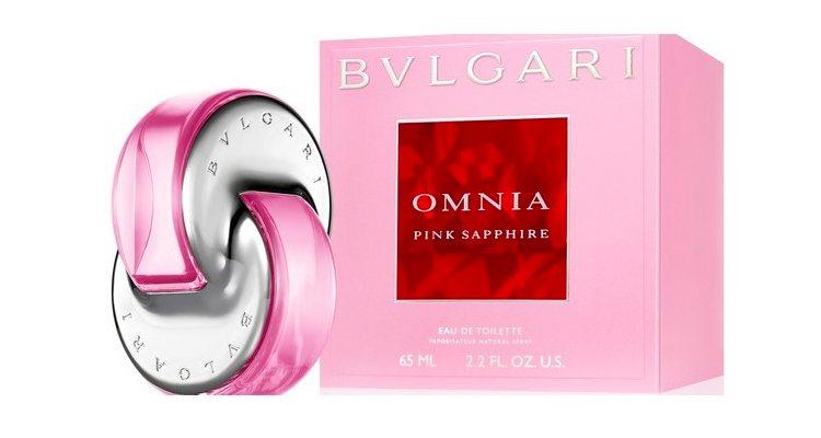 'Omnia Pink Sapphire', la nueva fragancia femenina de Bulgari