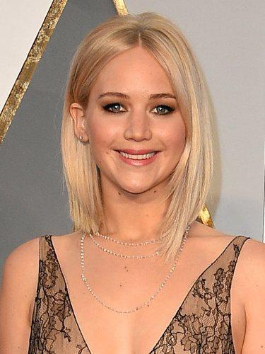 Jennifer Lawrence, en los Premios Oscar 2016