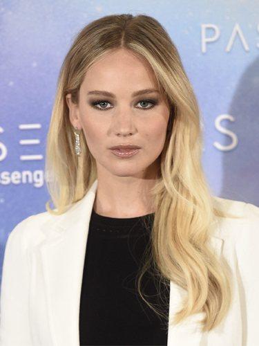 Jennifer Lawrence, en la premiere de
