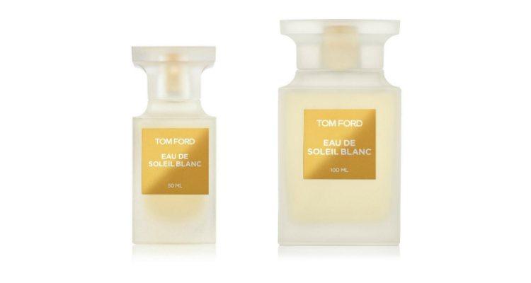 'Eau de Soleil Blanc', la nueva fragancia unisex de Tom Ford