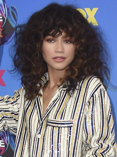 Zendaya, en los Premios Teen Choice 2017