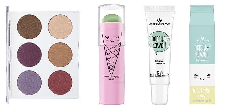 Nuevos artículos de maquillaje en 'Happy Kawaii', de Essence