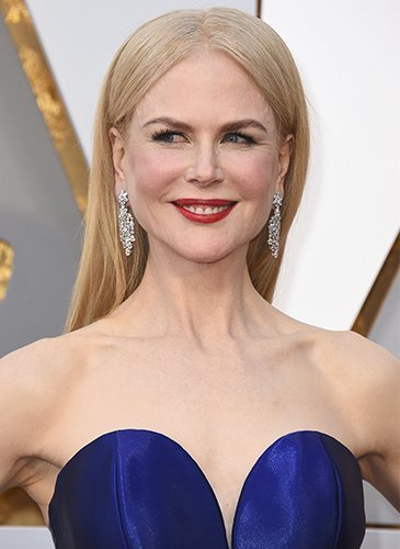 Nicole Kidman, en los Premios Oscar 2018