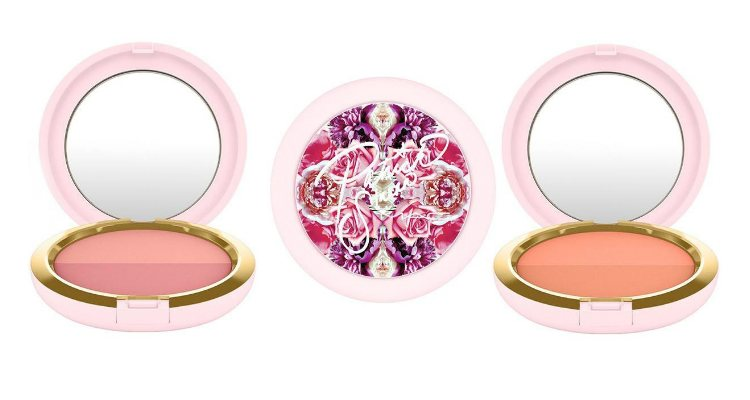 'Powder Blush Duo', los coloretes de 'Floral Realness' de MAC x Patrick Starrr