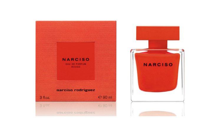 'Narciso Rouge', la nueva fragancia de Narciso Rodríguez