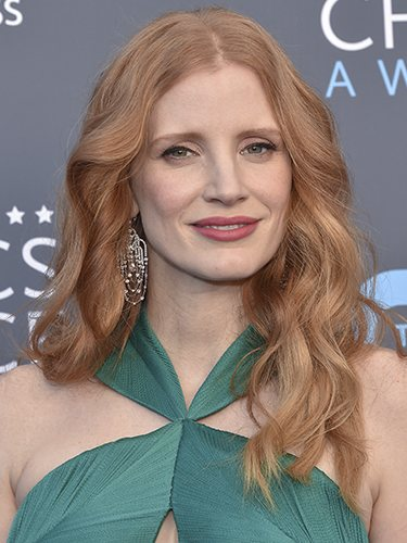 Jessica Chastain, en los Critics' Choice Awards 2018