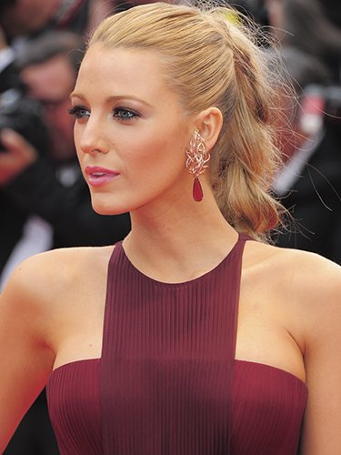 Blake Lively, en el Festival de cine de Cannes