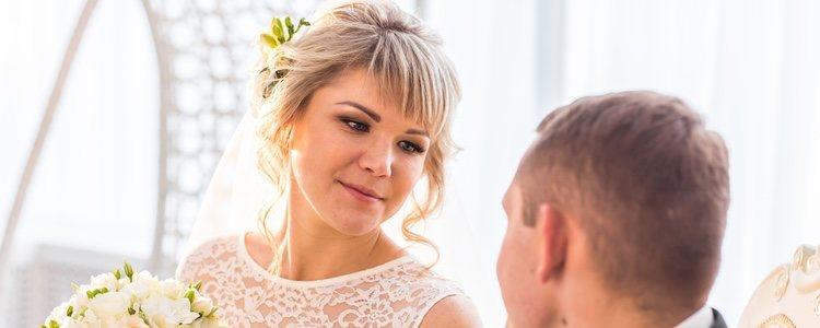 Lo esencial para elegir el peinado de nuestra boda es sentirnos cómodas