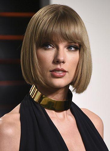 Taylor Swift, en los Premios Oscar 2016