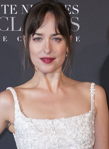 Dakota Johnson, en la premiere de