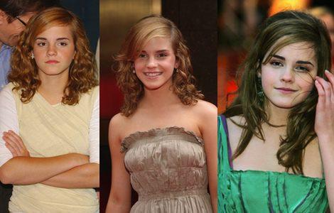 Looks más cuidados de Emma Watson cuando era pequeña