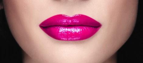 labios fucsia