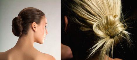 El moño un peinado muy versátil y adaptable a tu rostro