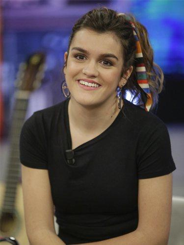 Amaia Romero, en 'El Hormiguero'