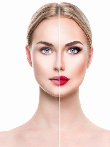 Aplicar polvos trnaslúcidos al finalizar el maquillaje para dar un aspecto más vitaminado