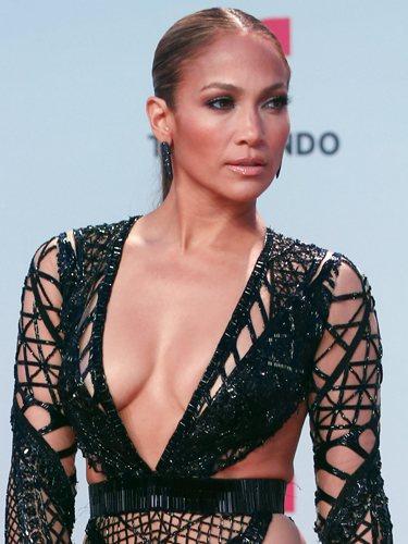 Jennifer Lopez, en los Premios Billboard Latinos 2017
