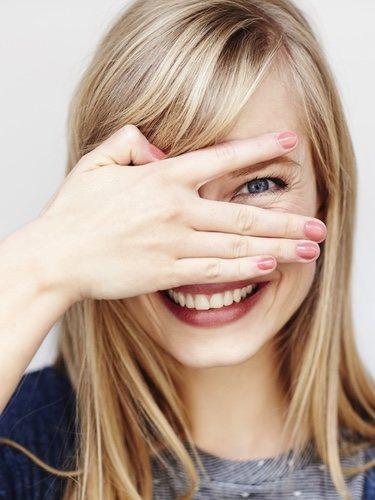 Los colores pastel también te ayudarán a hacer tu ojo más grande