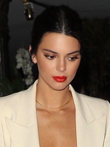 El beauty look de Kendall Jenner