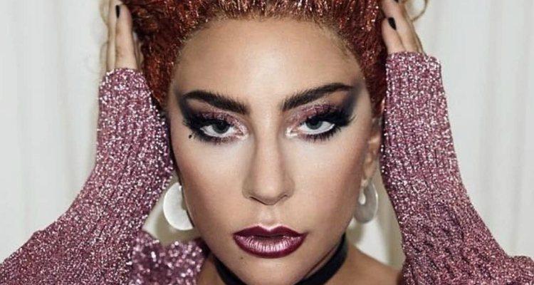 Lady Gaga en un editorial de maquillaje de Haus of Gaga | Instagram