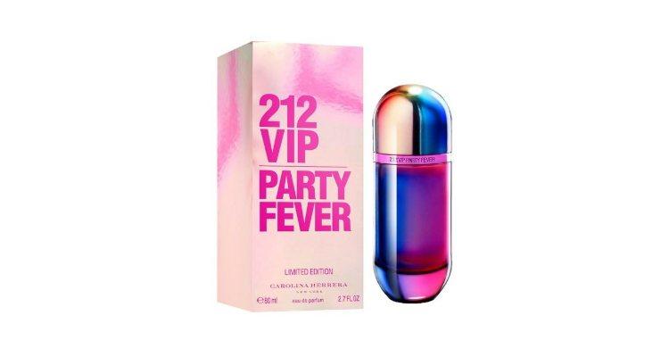 212 Vip Party Fever La Nueva Versión De Las Fragancias Para Mujer