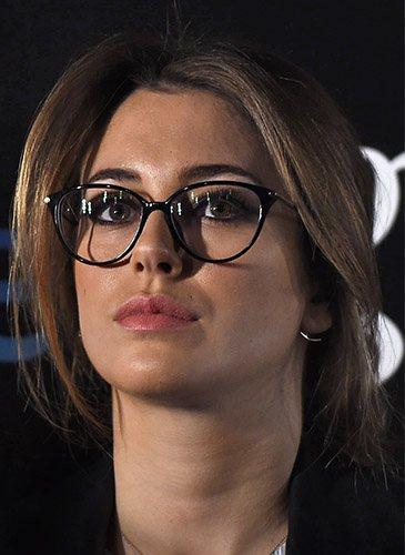 Blanca Suárez, en la lectura de los nominados a los Goya 2015