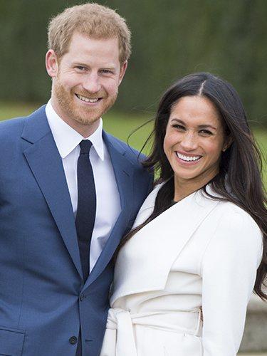 Meghan Markle y el Príncipe Harry anuncian su compromiso