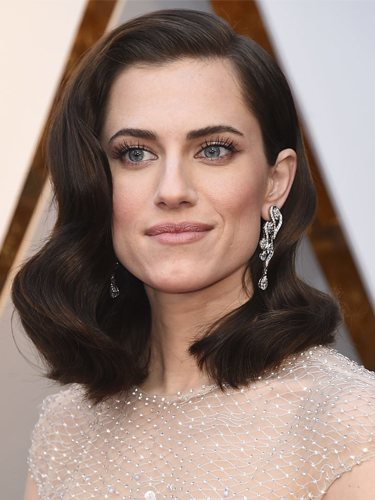 Allison Williams, en los Premios Oscar 2018