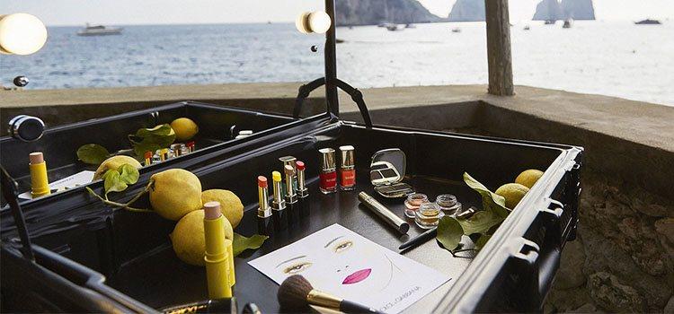 Imagen promocional de 'Italian Zest', lo nuevo de Dolce & Gabbana